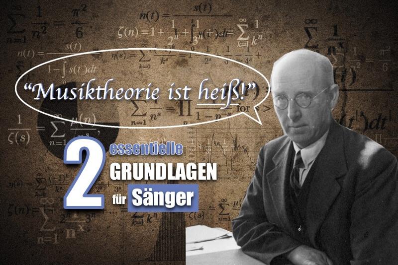Lerne die Sprache der Musiker: 2 Grundlagen der Musiktheorie- SBP 006