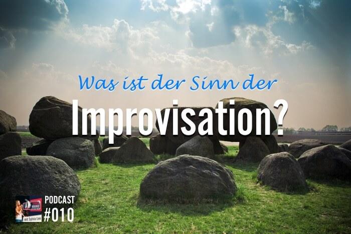 Was ist Improvisation? SB010