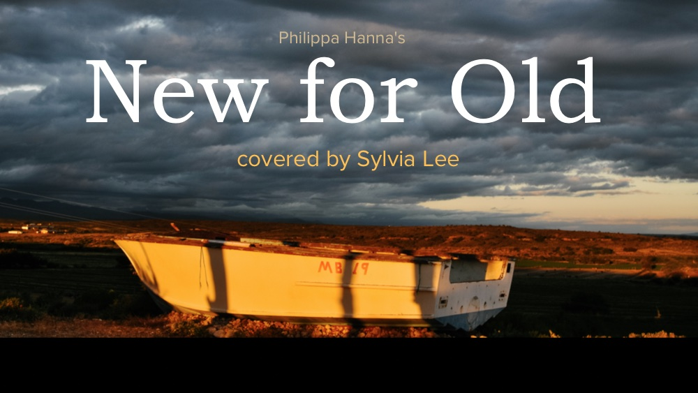 """""""new for old"""" covered by Sylvia Lee"""