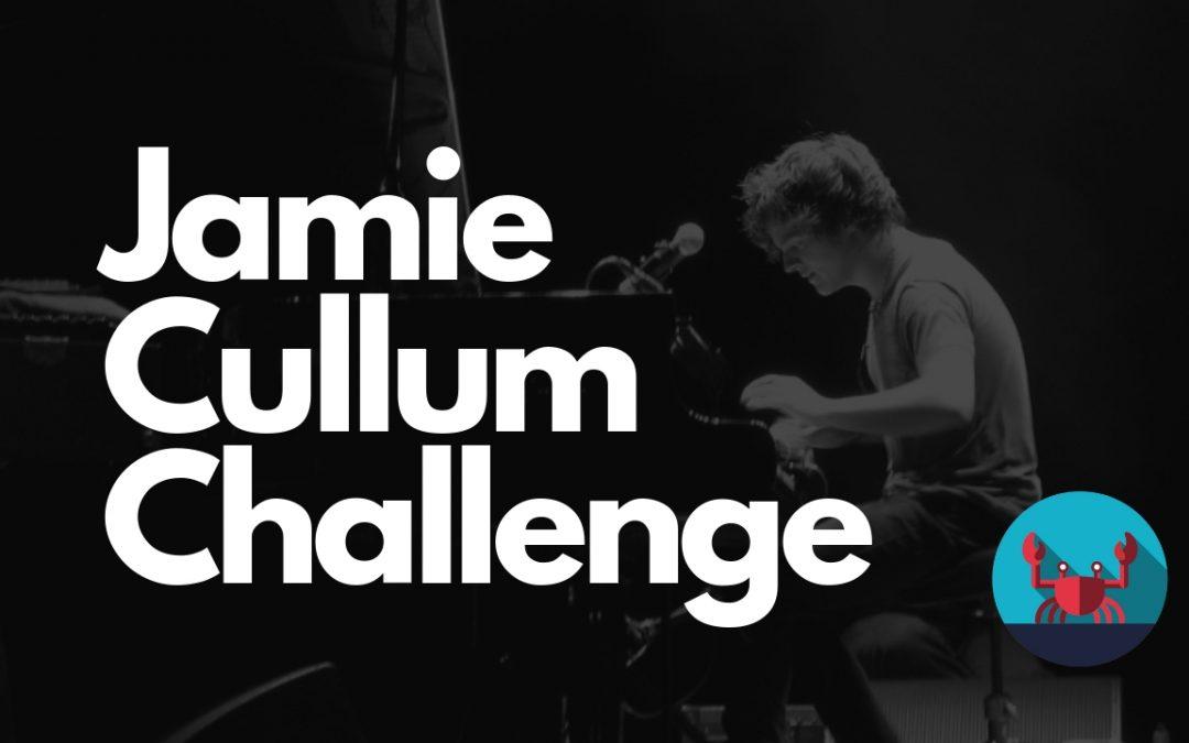 """[Jamie Cullum Challenge] 1. bis Mitte Mai 2019: """"Moondance"""" von van Morrison"""